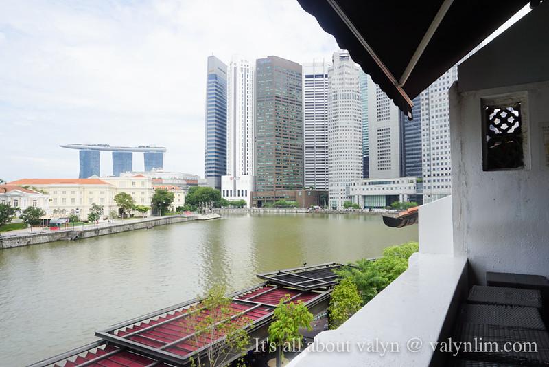 【新加坡民宿】(背包客栈)5Footway.inn Boat Quay 看新加坡河景好美!