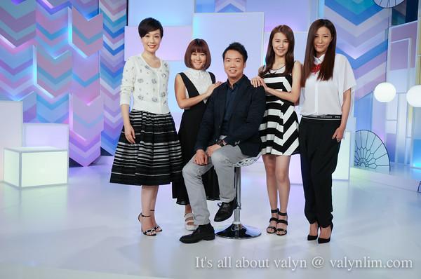 【摄影棚初体验】TVB 大马版《姐妹淘》All Things Girl @ Astro 华丽台