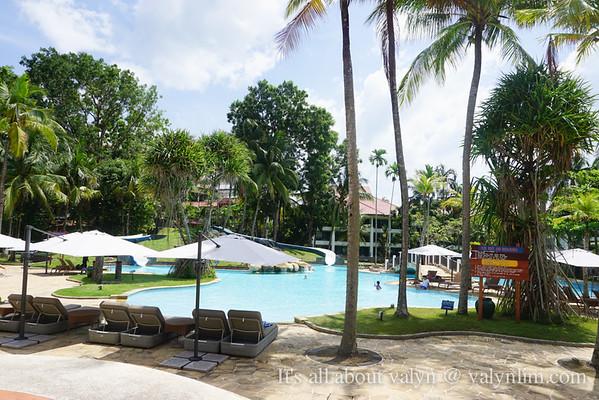 【民丹岛】印尼迷你版的马尔代夫 Bintan Lagoon Resort