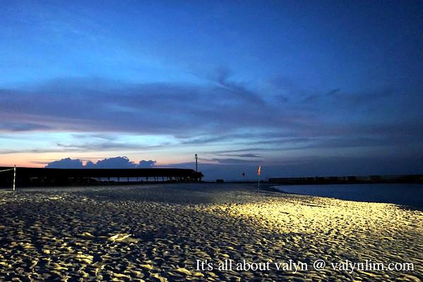 【民丹岛】浪漫沙滩烛光晚餐超浮夸 Nelayan Rijsttafel @ BLR