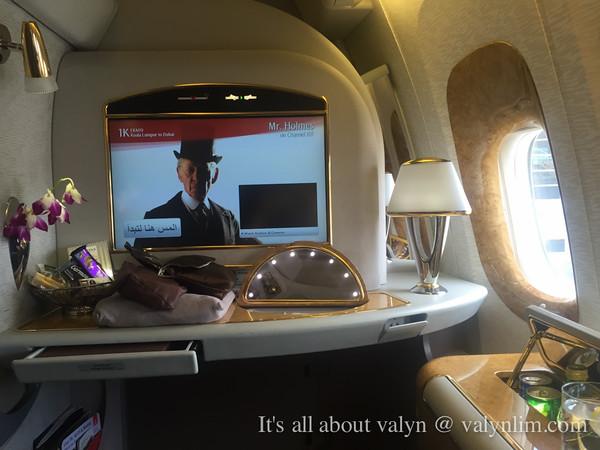 【头等舱初体验】阿联酋航空 Emirates A380