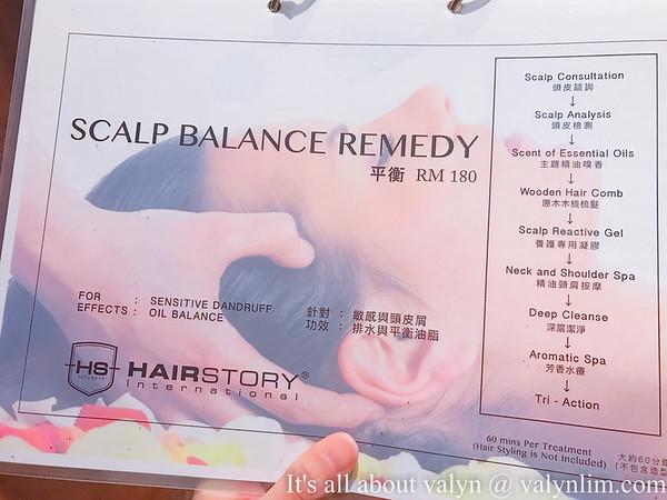 【抽奖送礼】贵妇 Hair SPA @ Hairstory international- All Seasons Place 心灵放松 释放累积的压力