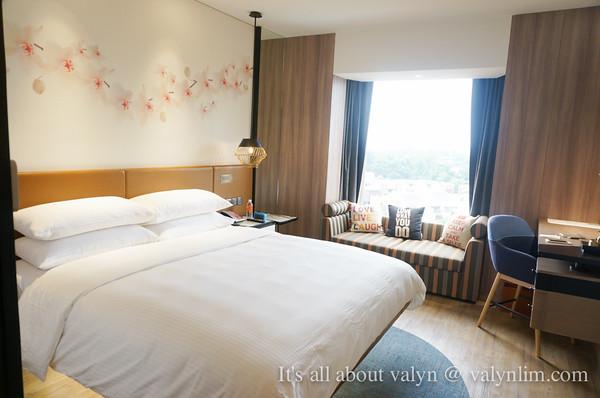 【新加坡酒店推荐】- 很禅风的 Hotel Jen Tanglin