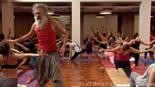 【运动】Indaba Yoga 伦敦瑜伽馆超赞