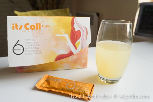 【4个月后体验感】在伦敦喝 Its Coll Plus 全方位胶原蛋白