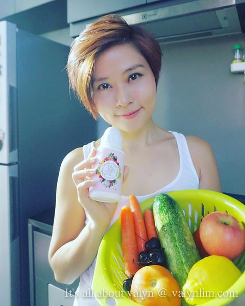【神奇厨房小帮手】妈妈宝 Mama-Cares 天然钙蔬果清洁剂送RM8K奖品!