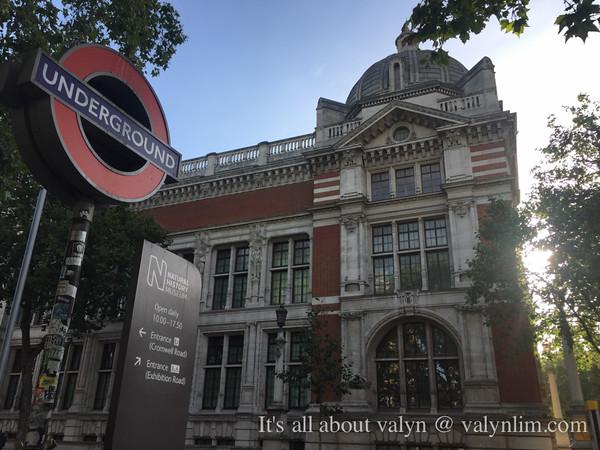 伦敦2016回来了。随写