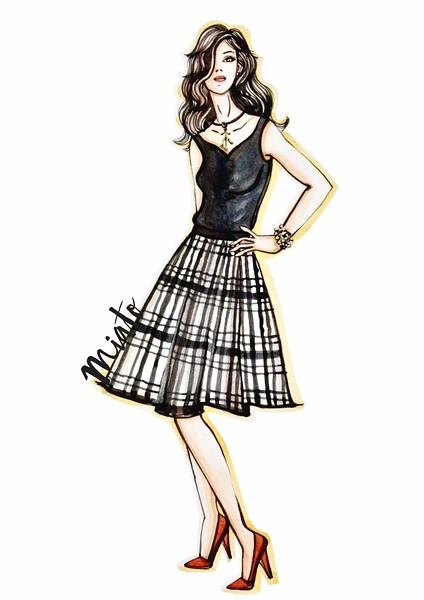 【穿搭】有质感的名媛品牌 + 本地设计师 MIATO