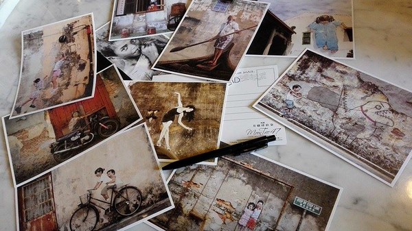 【3天感恩大放送!】送槟城古迹明信片。Moon Tree 47 赞助