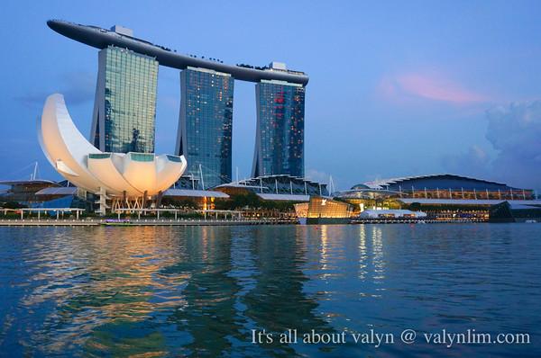 【新加坡旅游】跟着XploreSG 漫游看美景